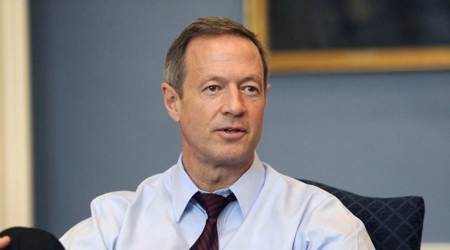 "O'Malley calls for ""seizing America's renewable energy future"""