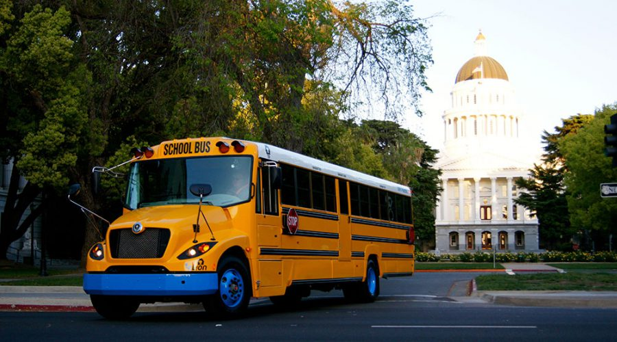 It's time for schools to hop on the (electric) bus