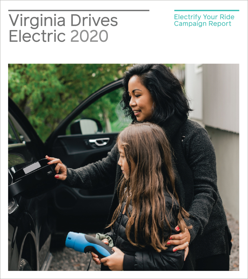 Virginia Drives Electric 2020 Report