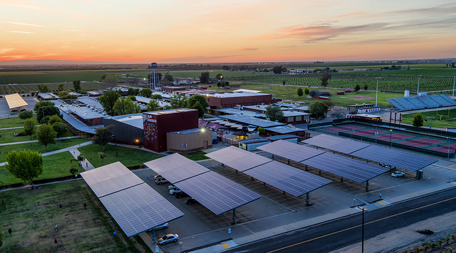 More and more U.S. schools are fighting for better access to solar