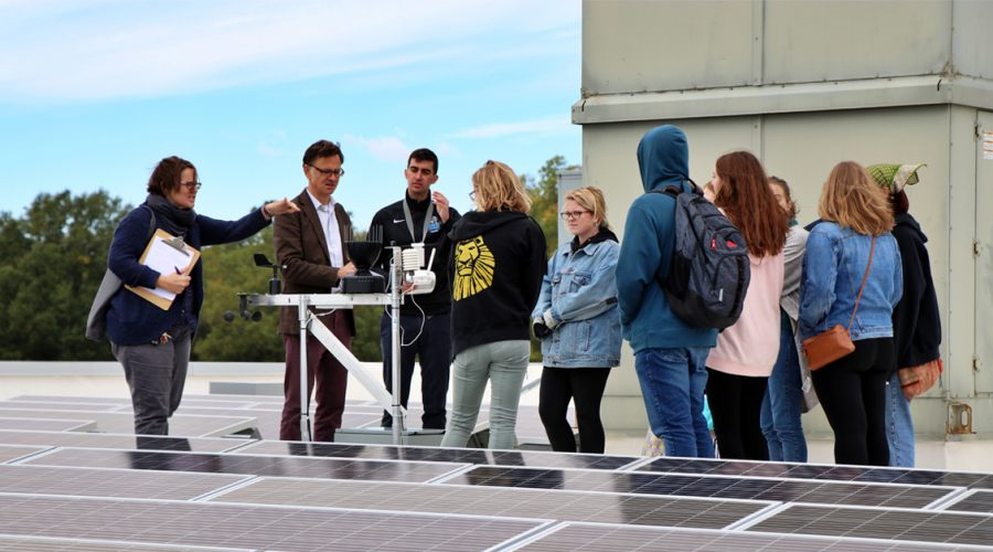 Solar Generates Learning Opportunities