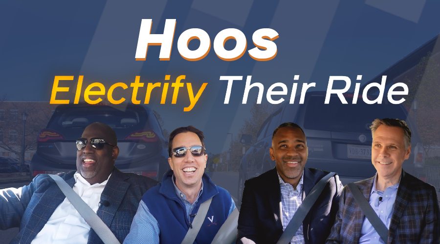 Four Hoos. Two Teams. One race to JPJ.