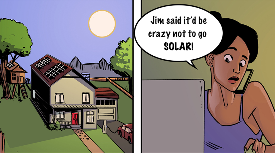 Solar: why everybody and their uncle are doing it (or should be)