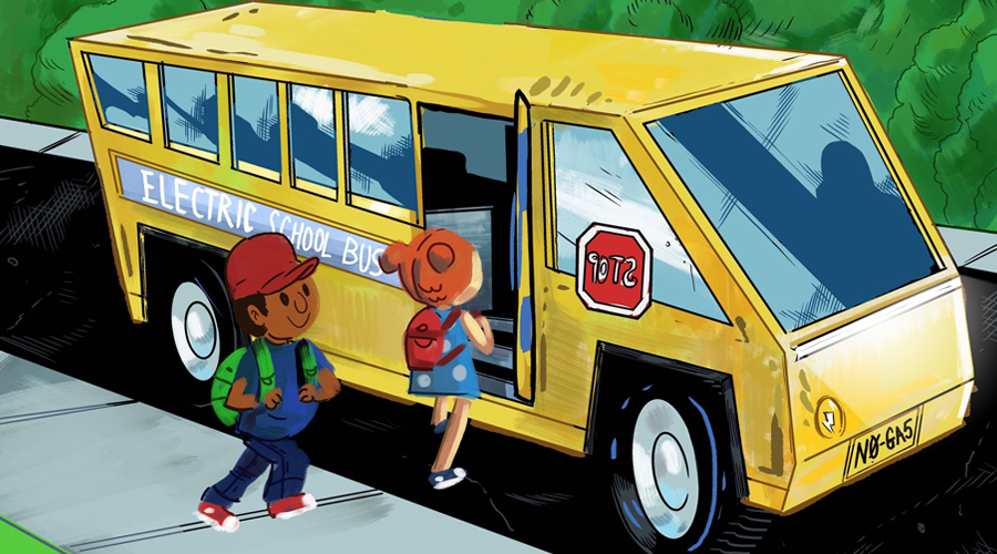 Are electric school buses ready for primetime?