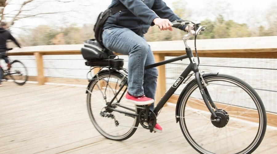 Get in on this e-bike raffle for Electrify Your Ride Week