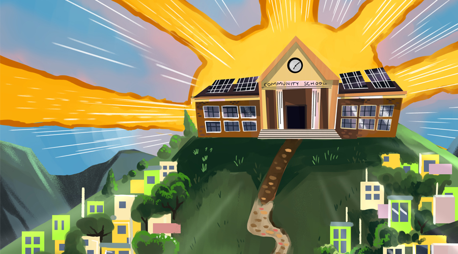 It's time for more schools to go solar