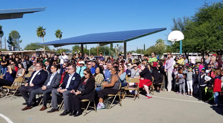 Tucson, AZ: Saving $43 Million Over 20 Years