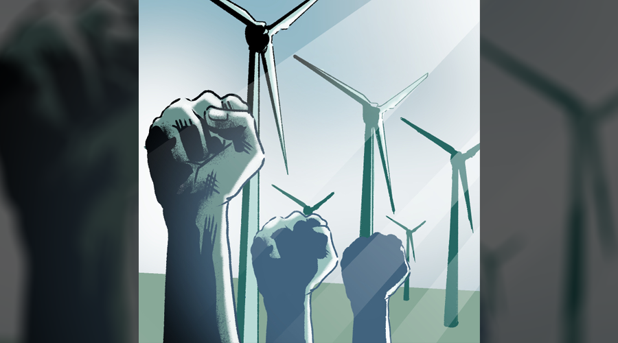 Climate justice work is racial justice work