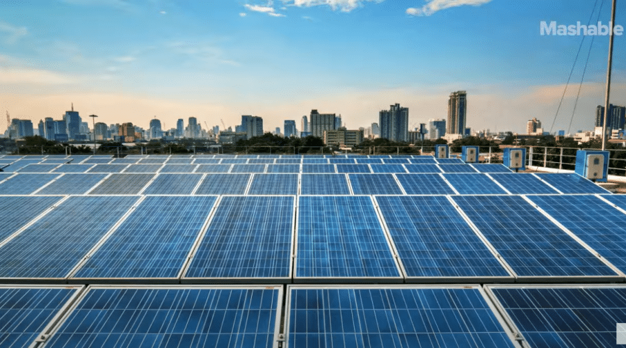 Mashable video captures solar on schools trend