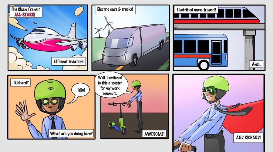 Beyond EVs: more ways to tackle transportation emissions