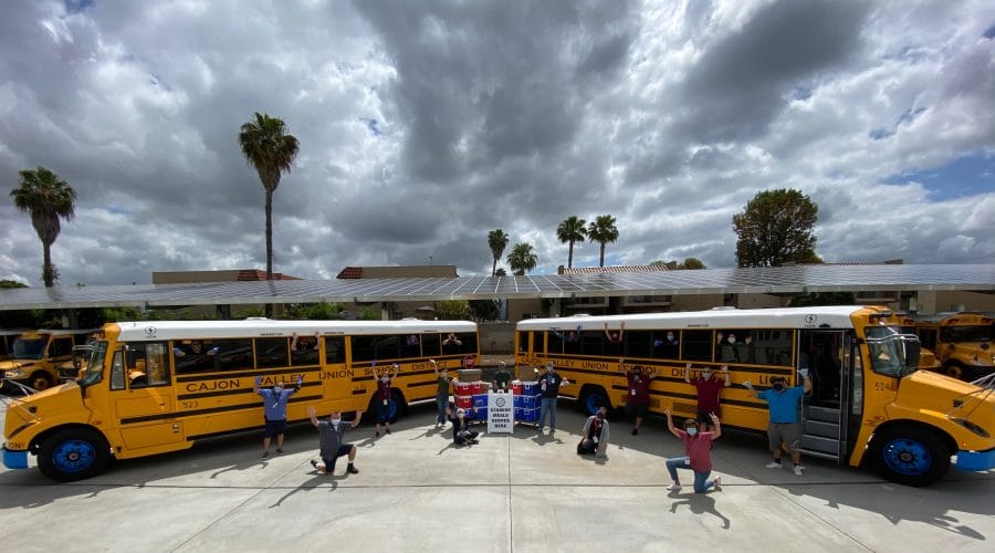 Behind the Wheel of Electric School Buses: Driving Green Instead of Yellow