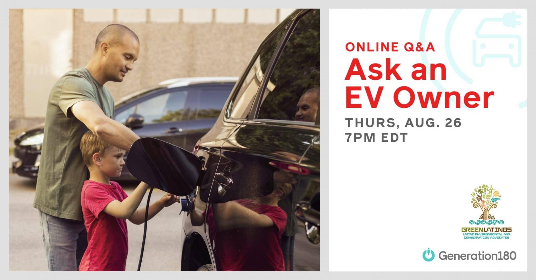 Ask an EV Owner webinar cover image